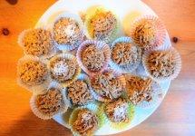 Rozinkovo-perníkové chomáčky