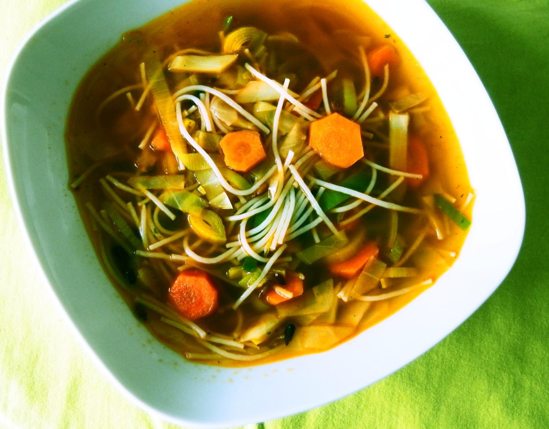 Miso polévka