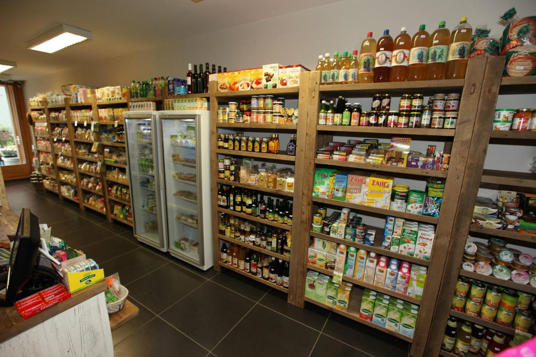 Prodejna zdravé výživy