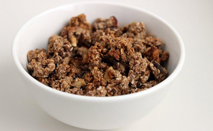Domácí granola