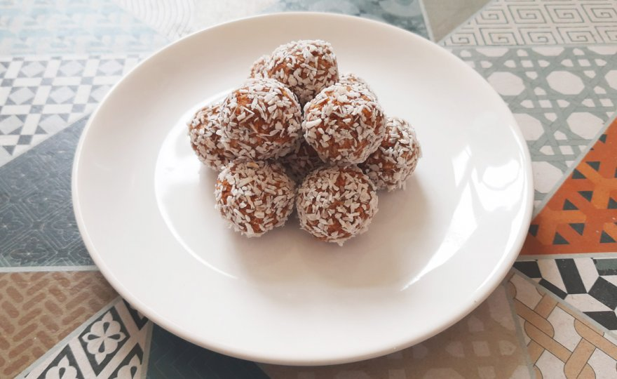 Kokosové kuličky