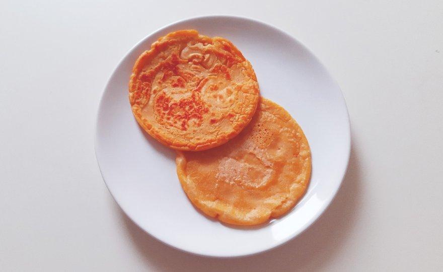 Cizrnová omeleta