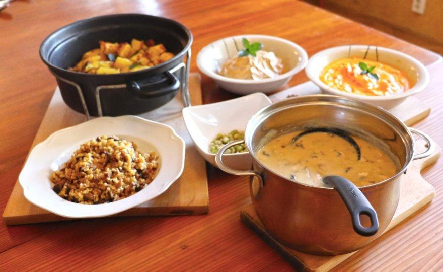 Kurz Veganské vaření - seitan, robi nebo tempeh v receptech světové kuchyně