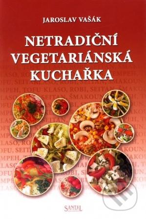Netradiční vegetariánská kuchařka