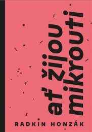 Radkin Honzák - Ať žijou mikrouti