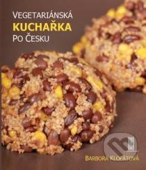 Vegetariánská kuchařka po česku