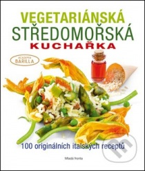 Vegetariánská středomořská kuchařkay