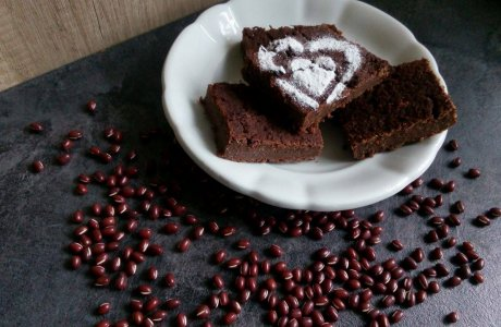 Fazolové brownies