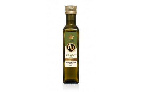 BIO Konopný olej