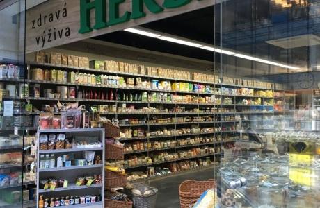 Herba - zdravá výživa Praha Karlovo náměstí