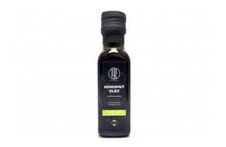 CBD konopný olej 100 ml