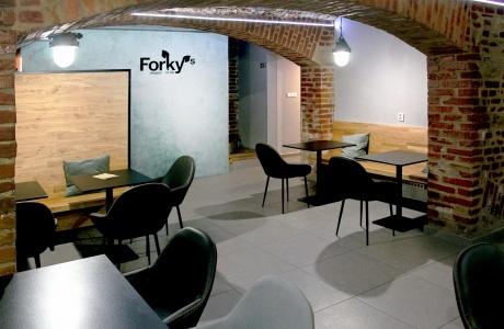 Forky's Praha