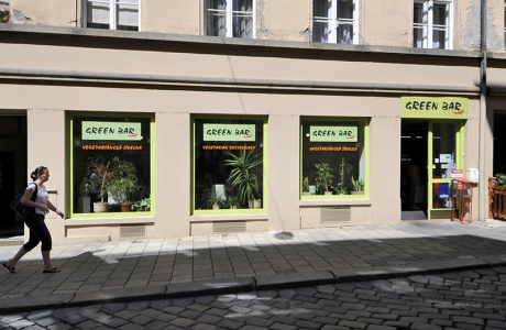 Greenbar Olomouc