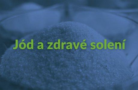 Zdravé solení a jód v rostlinné stravě
