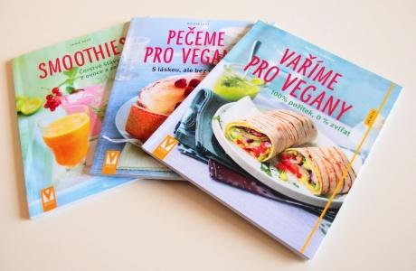 Vaříme a pečeme pro vegany