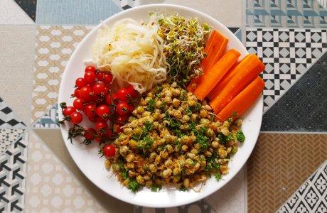 Plnohodnotné rostlinné jídlo