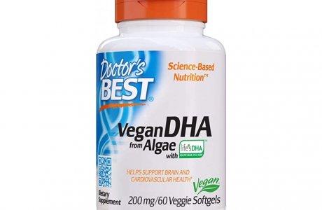 Doctors Best Vegan omega 3 DHA
