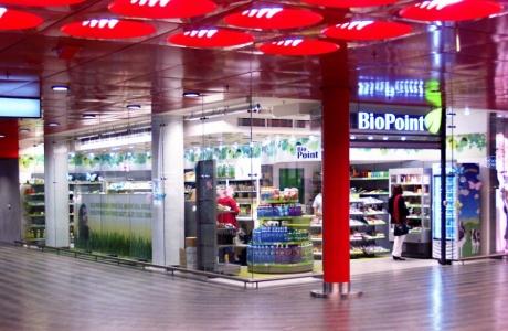 Bio Point Praha hlavní nádraží