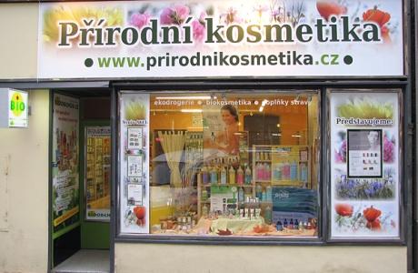Přírodní kosmetika.cz, Jungmannova 25/13, Praha 1