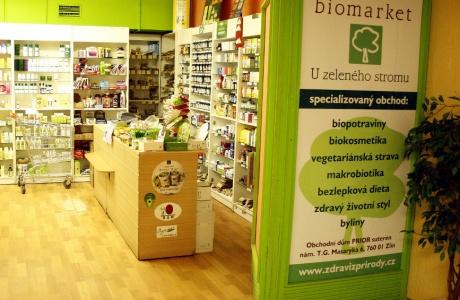 Biomarket U Zeleného stromu