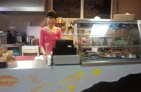 Vegaia Café