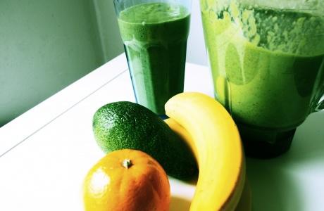 Smoothies: zelený sladký vitariánský eintopf plný vitamínů a minerálů
