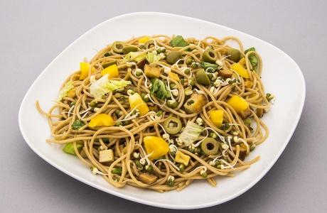 Špagety aglio e olio