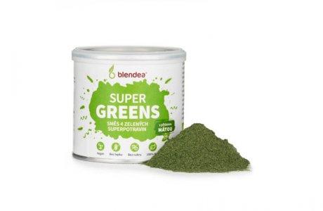 Zdravý zelený rituál