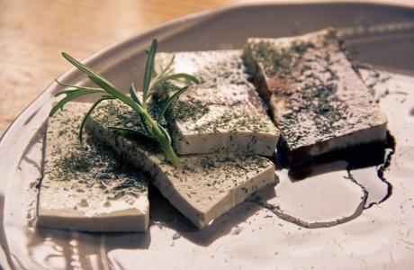 Nakládané tofu