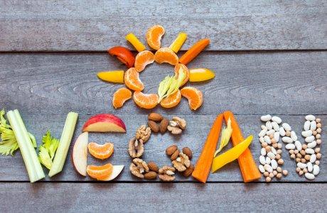 veganské vitamíny