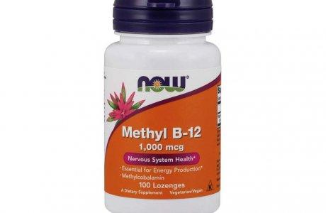 Vitamin B12 1000 ug (Now)