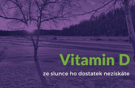 Vitamin D v zimě