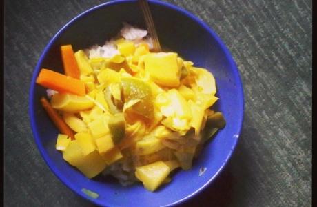 Zeleninové kari