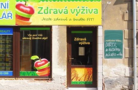Zdravá výživa Přelouč - Alena Dokonalová
