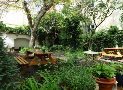 Natureza Vegetarian House