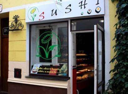 V Sushi Bar - prodejna