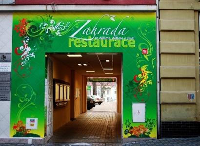 Restaurace Zahrada