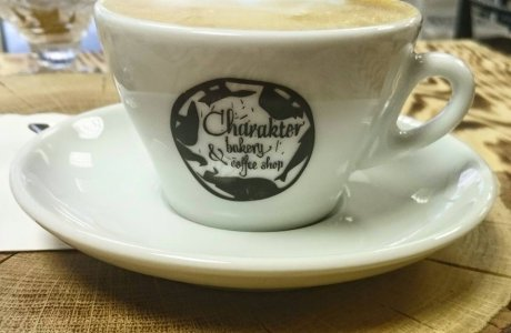 Charakter bakery & coffee shop