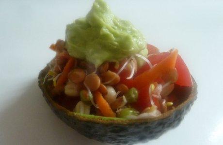 Výživný salát