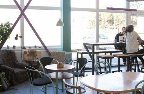 Živá kavárna